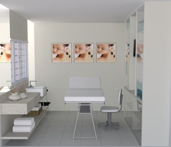 Get Inspired- Treatment room