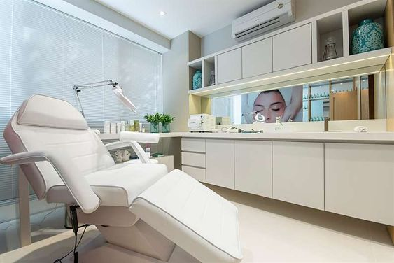 Professional Spa Treatment room