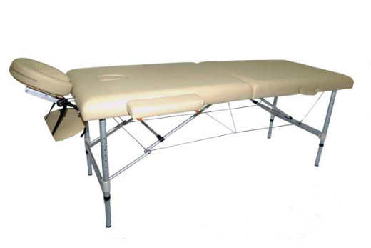 Massage Bed aluminium